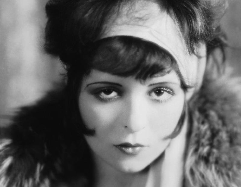 1920s makeup � the silent era