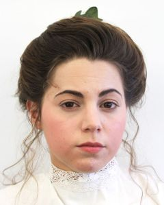 Edwardian Make up