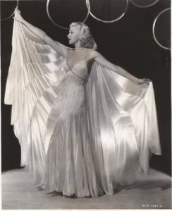 Ginger Rogers majestic