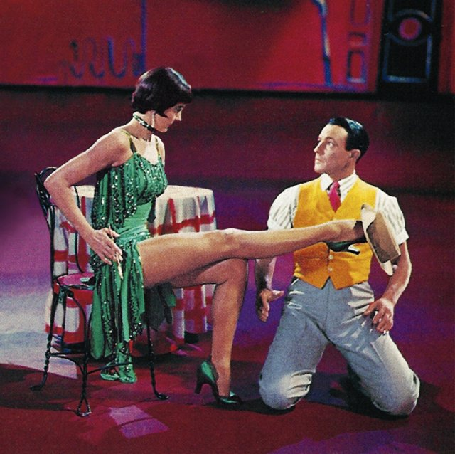 Image result for cyd charisse in singin'in the rain