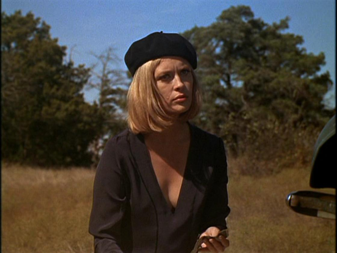 Bonnie and clyde faye dunaway 24