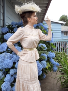 edwardian-blouse-and-skirt