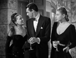 Lenore Ulric Cary Grant Ingrid Bergman