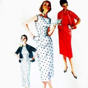 sheath_dress_and_jacket_vtg_1950s_pattern_bateau_neckline_wiggle__c1c274fd