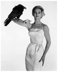 Tippi-Hedren-promo-for-Birds-1963