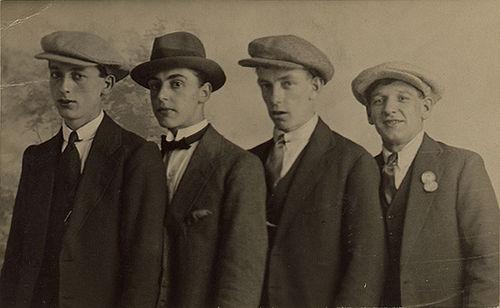 Mens 1930 s vintage hats