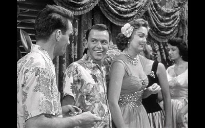 Tant qu'il y aura des hommes (From Here to Eternity) 1953 de Fred Zinnemann avec Burt Lancaster, Donna Reed, Montgomery Clift, Deborah Kerr, Frank Sinatra,