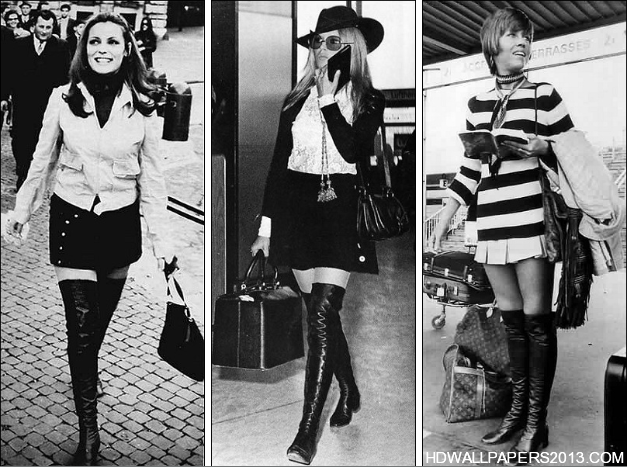 Real Vintage Clothing: 1960s Look Book