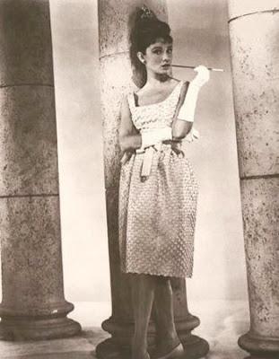 Audrey Hepburn Key Looks
