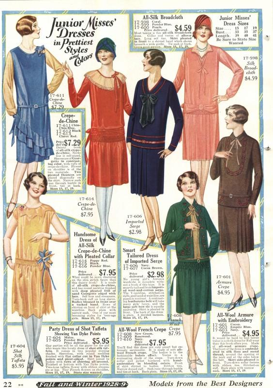 1928-Simpsons_Page_024-color-plain-dresses-564x800