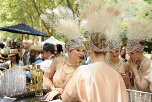 9th Annual Jazz Age Lawn Party On Governor's Island, Presented By The Dreamland Orchestra And St-Germain