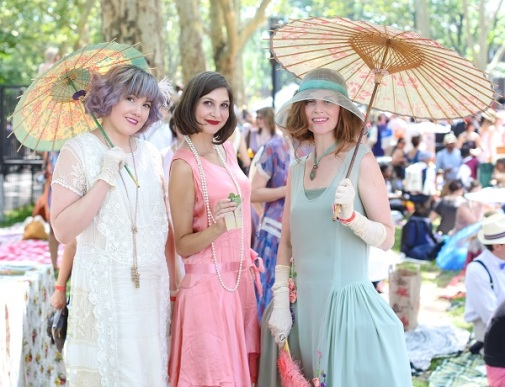 10TH Annual ST-GERMAIN and MARTINI & ROSSI JAZZ AGE Lawn Party