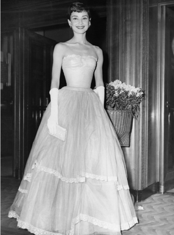 audrey-hepburn-formal-evening-dress