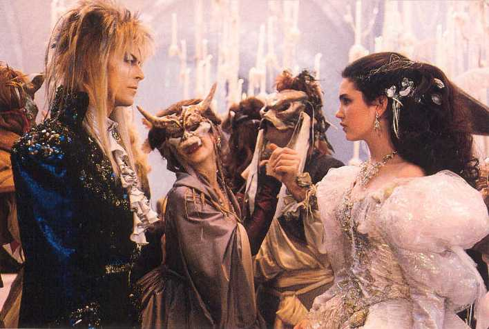 Goblin King & Sarah